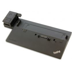 Lenovo 40A00065DK notebook dock & poortreplicator Zwart