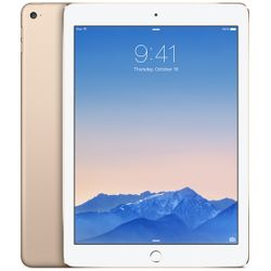 Apple iPad Air 2 128GB Goud tablet