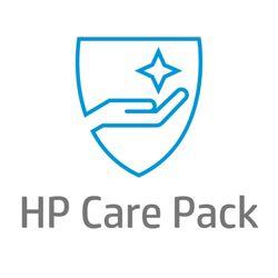 HP 1 jaar PW, vlg werkd omruilservice, behalve extern beeldscherm