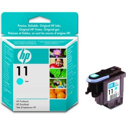 HP 11 originele cyaan inktcartridge