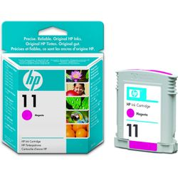 HP 11 inktcartridge Magenta 28 ml 2000 pagina's