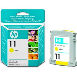 HP 11 originele gele inktcartridge