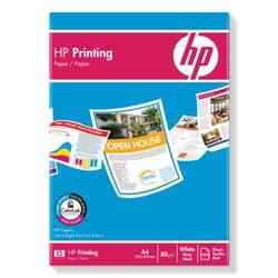HP Printing Paper-500 sht/A4/210 x 297 mm. Mediafinish: Mat. Gewicht pakket: 2,5 kg. Aantal per pallet: 320 stuk(s), Afmetingen