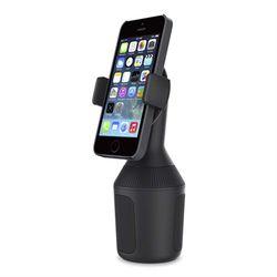 Belkin , Mobiele telefoon/Smartphone, Auto, Zwart, iPhone 6 Plus, iPhone 6, iPhone 5s/5c/5, iPhone 4s/4, iPod touch (2nd - 5th G