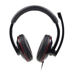 Gembird MHS-U-001 Stereofonisch Hoofdband Zwart