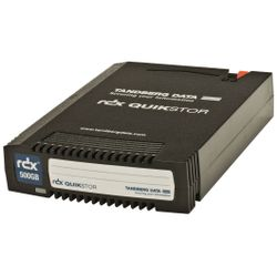 Tandberg Data RDX Cartridge 500 GB Tapecassette
