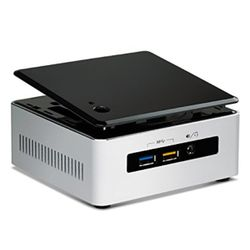 Intel NUC5i3RYH BGA 1168 2.1GHz i3-5010U Zwart
