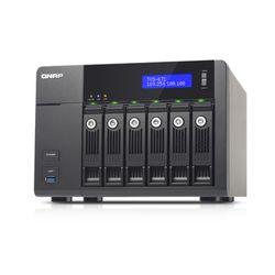 QNAP TVS-671 NAS Toren Ethernet LAN Zwart
