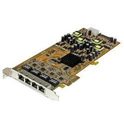 StarTech.com 4-poorts gigabit Power over Ethernet