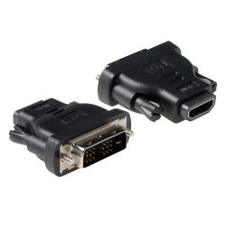 Haiqoe Adapter DVI-D male ==> HDMI fem SQ