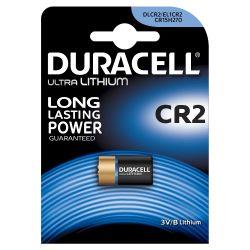 Duracell Battery Ultra CR2 2PK Lithium 3V niet-oplaadbare