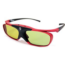 Optoma ZD302 Zwart, Rood 1stuk(s) stereoscopische 3D-bril