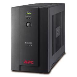 APC Back-UPS 1400VA 230V AVR IEC (BX1400UI)