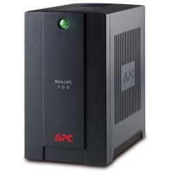 APC Back-UPS 700VA noodstroomvoeding 4x stopcontact, USB