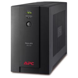 APC Back- 950VA noodstroomvoeding 6x C13, USB UPS