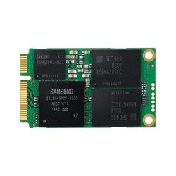 Samsung 850 EVO mSATA 500GB, mSATA, 256-bit AES