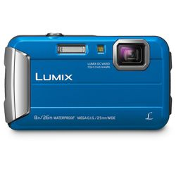 Panasonic Lumix DMC-FT30 Compactcamera 16.1MP 1/2.33