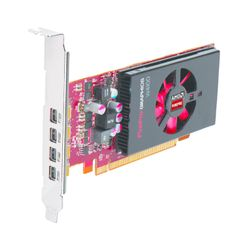 Fujitsu AMD FirePro W4100 2GB GDDR5 grafische kaart