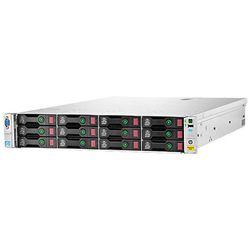 HPE StoreVirtual 4530 600GB disk array 0,6 TB Rack (2U) Zwart, Roestvrijstaal