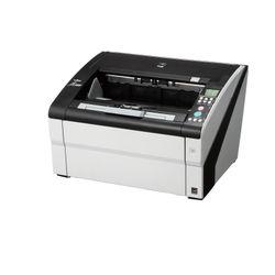 Fujitsu fi-6400 600 x 600 DPI ADF-/handmatige invoer scanner Zwart, Wit A3