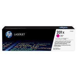 HP 201X originele high-capacity magenta LaserJet tonercartridge