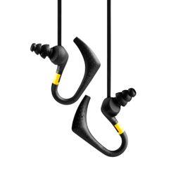 Veho VEP-005-ZS2 Zwart, Geel Intraauraal oorhaak koptelefoon