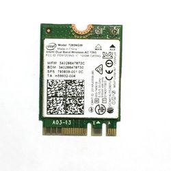 Intel Dual Band Wireless-AC 7265+BT M.2 Intern