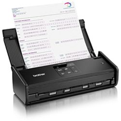 Brother ADS-1100W ADF 600 x 600DPI A4 Zwart scanner-ADS-1100W