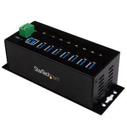 StarTech.com 7-poorts industriële USB 3.0 hub met ESD beveiliging