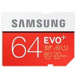 Samsung MB-SC64D 64GB SDXC UHS Klasse 10 flashgeheugen