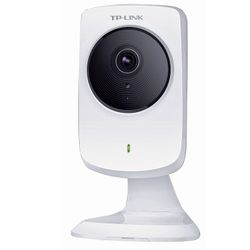 TP-LINK NC220 IP-beveiligingscamera Binnen kubus Wit 640 x