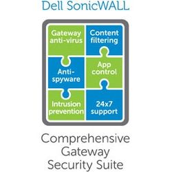 DELL SonicWALL Comprehensive Gateway Security Suite-01-SSC-0569