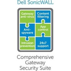 DELL SonicWALL Comprehensive Gateway Security Suite-01-SSC-0639