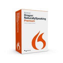 Nuance Dragon NaturallySpeaking Premium 13