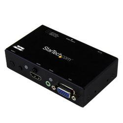 StarTech.com 2x1 HDMI + VGA naar HDMI converter switch met