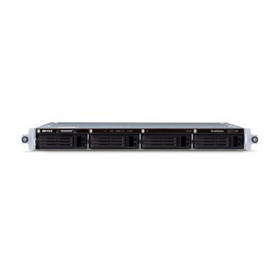 Buffalo TeraStation 1400R Ethernet LAN Zwart, Zilver NAS