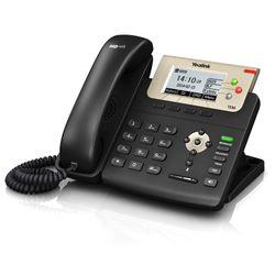 Yealink SIP-T23G Handset met snoer LCD Zwart IP telefoon