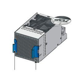 HPE 5930-4Slot B-F Fan Tray Grijs