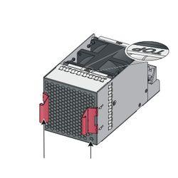 Hewlett Packard Enterprise HP 5930-4Slt Front-to-Back Fan Tray