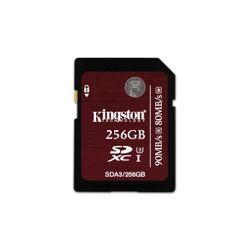 Kingston Technology SDXC UHS-I U3 (SDA3) 256GB 256GB SDXC