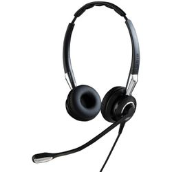 Jabra Biz 2400 II QD Duo NC Wideband Balanced Stereofonisch
