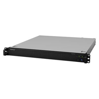 Synology RackStation RC18015xs+ Ethernet LAN Rack Zwart NAS
