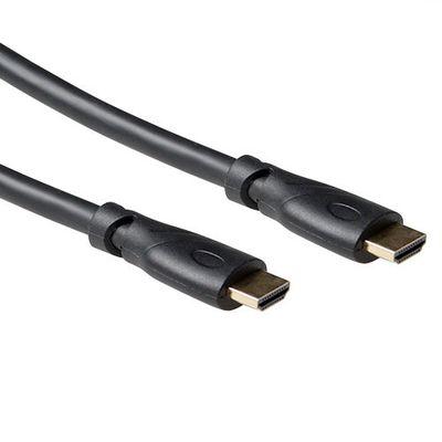 ACT AK3841 HDMI kabel 1 m HDMI Type A (Standaard) Zwart