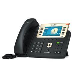 Yealink SIP-T29G Handset met snoer Zwart IP telefoon