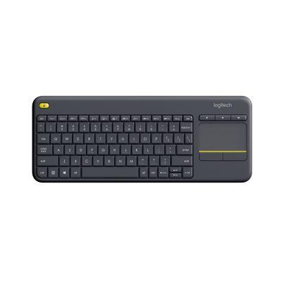Logitech K400 Plus toetsenbord RF Draadloos QWERTY