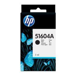 HP zwarte inktcartridge, gewoon papier