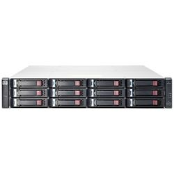 HPE MSA 2040 Energy Star SAN Dual Controller LFF Storage Rack (2U) disk array
