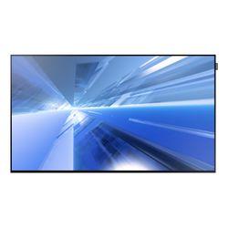 Samsung DB55E - 55 Klasse - DBE Series led-scherm - digital signage-technologie - 1080p (Full HD) - direct brandende led