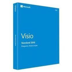 Microsoft Visio Standard 2016 Volledig 1gebruiker(s)