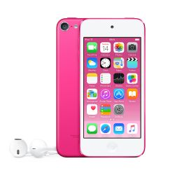 Apple iPod touch 64GB MP4-speler 64GB Roze